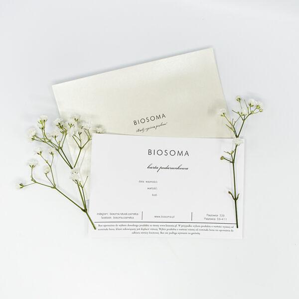 BIOSOMA-karta-podarunkowa