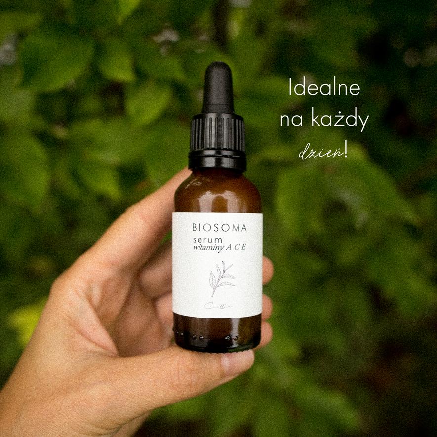 serum witaminowe ACE naturalne