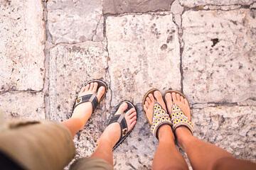 pocenie stóp, pocenie się stóp, dezodorant do stóp